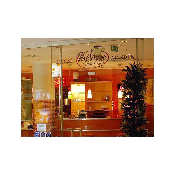 Melange Café & Shop